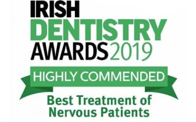 Winner Irish Dentistry Awards 2019