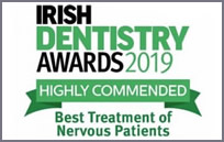 Irish Dentistry Awards 2019 Highly Recommended