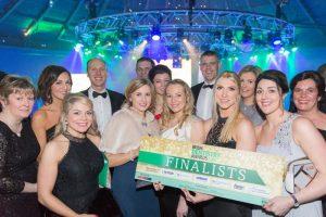 OCM Team Finalists at Irish Dentistry Awards 2018