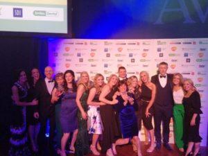 OCM Dental Team at Dental Awards 2020